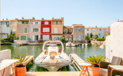 Grimaud and Port Grimaud, exceptional micro-markets